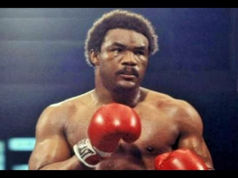 Happy Birthday to George Foreman, born this day in 1949. One of the greatest boxers of all.