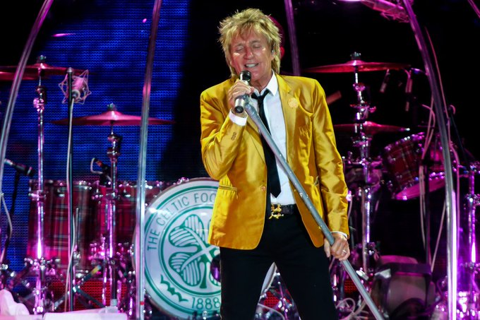 Rod Stewart - Forever Young Happy 71 Bday