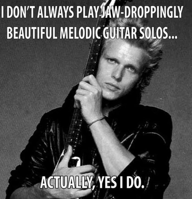Wishing one of my favourite players, Michael Schenker a happy birthday today!