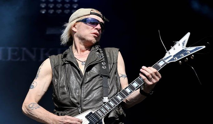 Happy Birthday to one of the greatest guitarists ever! Happy Birthday Michael Schenker!