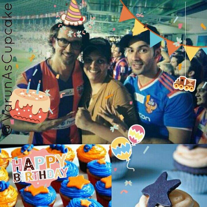 Wishing Hrithik Roshan A very happy birthday
