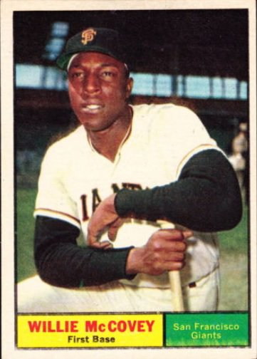 Happy 78th Birthday Willie McCovey!