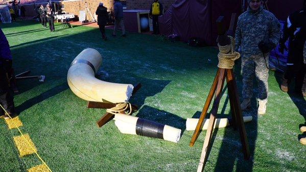 How cold is it in Minnesota? #Vikings' Gjallarhorn has shattered!  https://t.co/7GNVHjC970 https://t.co/28DRATx4Zy