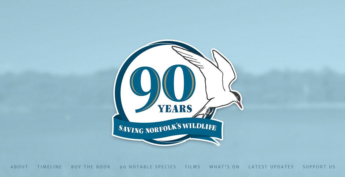 Our 90th anniversary website is now live https://t.co/YB6DfOPmhv History timeline & start of Norfolk's Notable 90 https://t.co/KKLHBkT47e