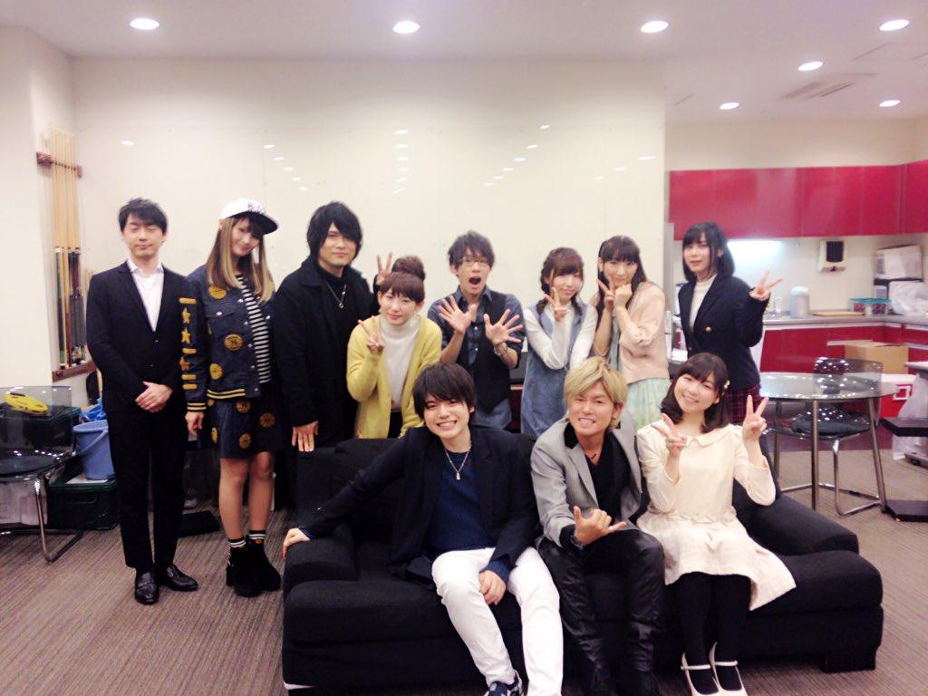 ◎小林ゆうですなう。『Classroom☆Crisis』のイベントにお越し頂いた皆様ありがとうございますなう!素敵な共演