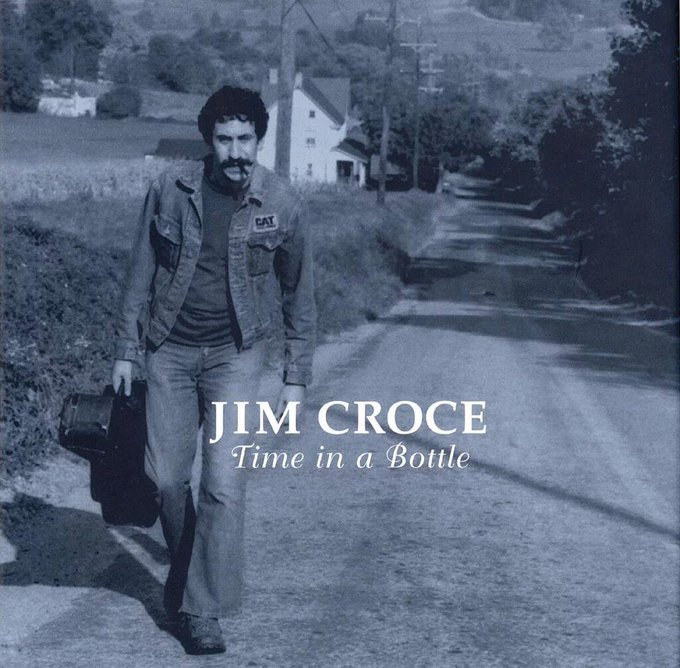 I miss Jim Croce. His music will always live on. Happy birthday Jim!