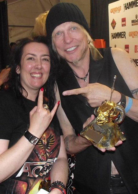 Happy Birthday to the one and only Michael Schenker!