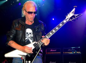 Happy 61th Birthday to Michael Schenker.             Armed and Ready