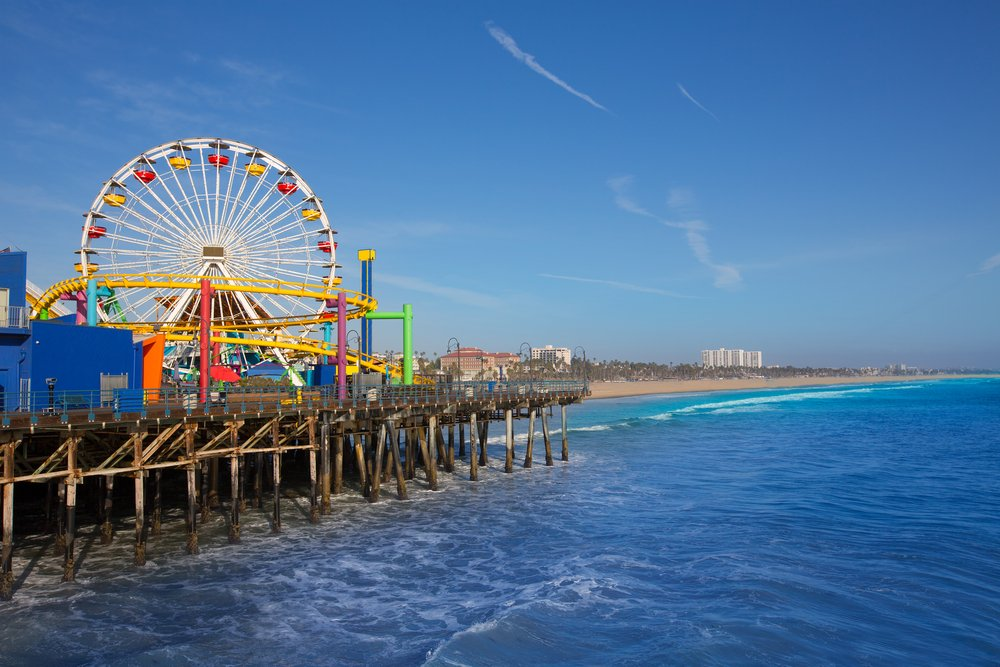20 daily nonstops to Los Angeles make SoCal's best beaches ideal year round.