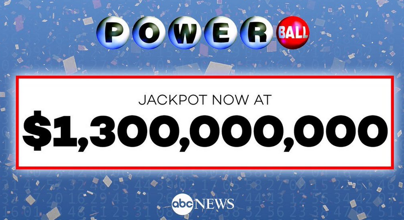 The jackpot is now $1.3 billion dollars. Will you still play?  #IAMUP @carlanwade   ONLINE: https://t.co/EcHy7U6f7p https://t.co/2bq70AOpqv