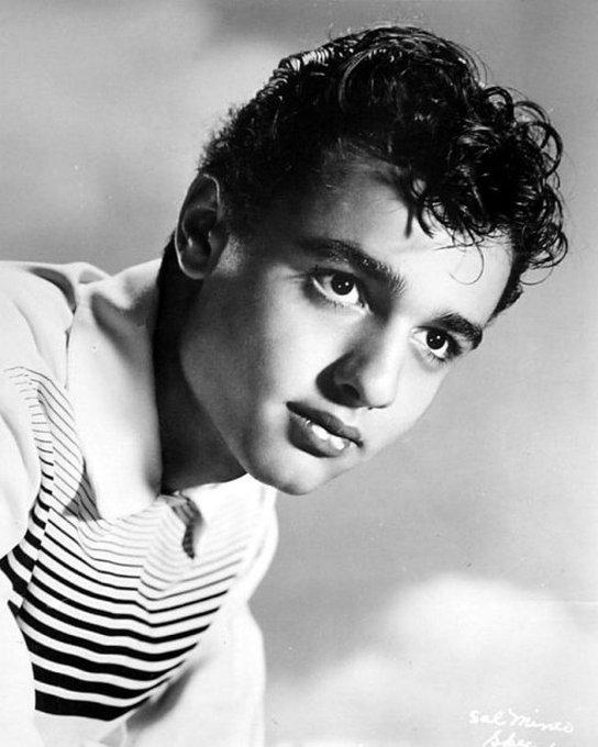 Happy Birthday to actor Sal Mineo (1939 1976).