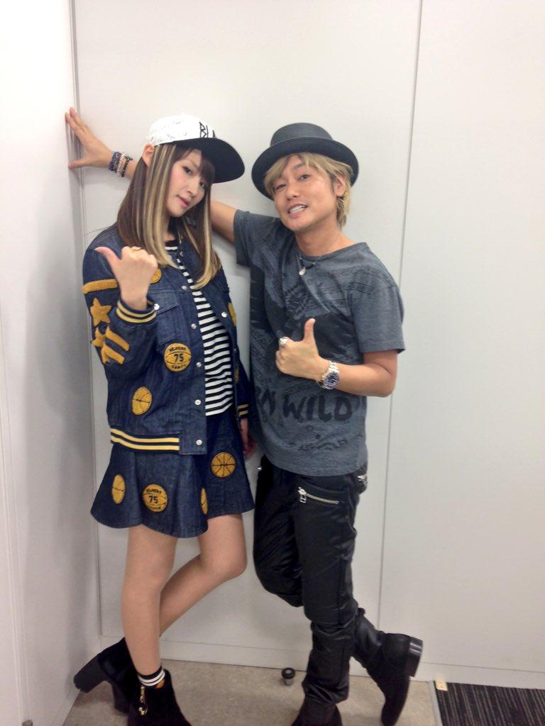 ◎小林ゆうですなう。『Classroom☆Crisis』A-TECの頼れるリーダー カイト役の森久保祥太郎さんとお撮りい