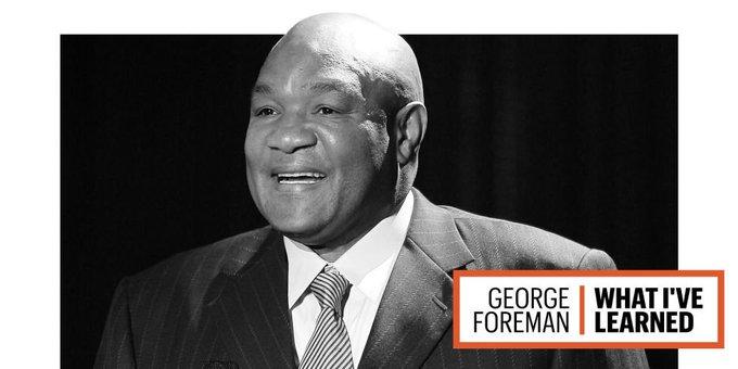 Happy Birthday, George Foreman: