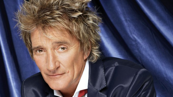 Happy Birthday Rod Stewart! Rod became one of the best-selling music artist of all time