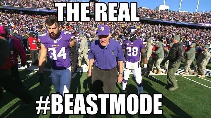 Well, at least we have these Bud Grant memes: https://t.co/hFKEcnn0bD https://t.co/IdAXB3GrTB