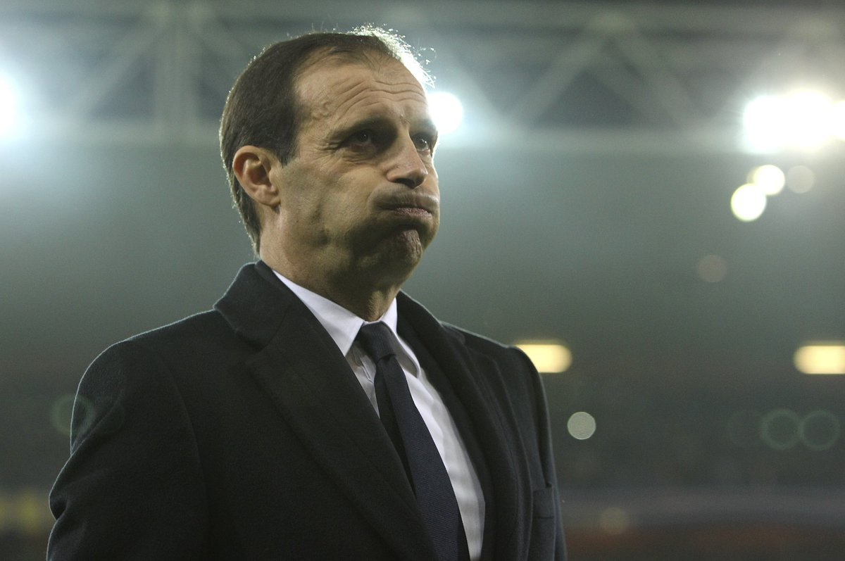 We are all Max Allegri after that game. Wow. https://t.co/mhgZ7fqQAl