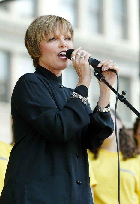 Happy Birthday Pat Benatar; singer and child & animal rights activist