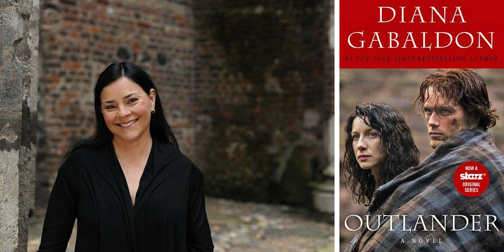 Happy Birthday, Diana Gabaldon! 3 Books the \Outlander\ Author Recommends