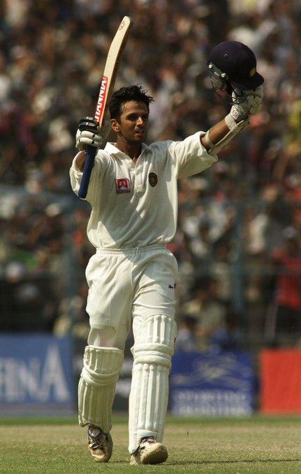 Happy Birthday Rahul Dravid! :*