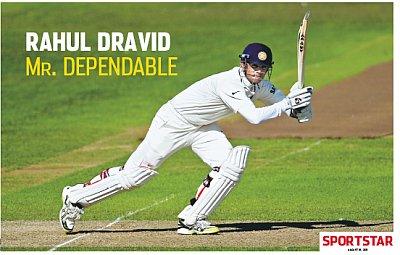 Happy Birthday, Rahul Dravid!
