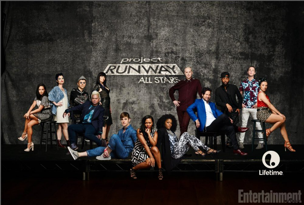 The new @ProjectRunway All Stars cast has been announced! https://t.co/7wGQzxd7h8 via @EW #PRAllStars https://t.co/q60ItNoZAh