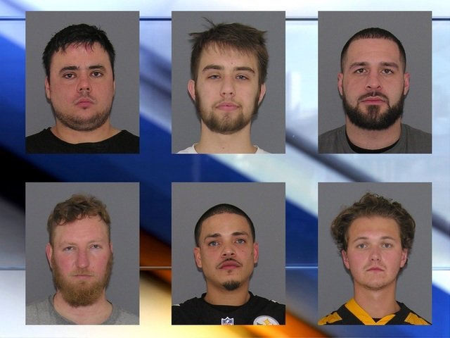 Thugs RT @BSO: Fans Arrested at Steelers-Bengals; Hitting Women, Public Urinating https://t.co/6xGxFk3wXN https://t.co/4MUnrFSGOC