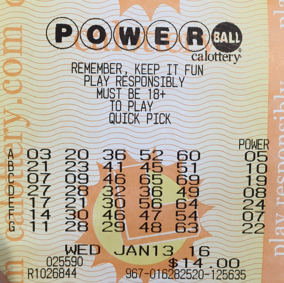 If I hit the 1.3 billion jackpot, I'll give $1000 to anyone who retweets this. https://t.co/NePqMJwfTI