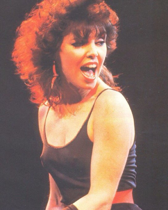 Happy 63rd Birthday to one of my all time heroes Pat Benatar! Still lookin like a rockin babe!