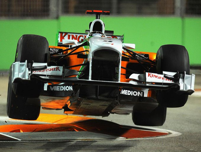 Happy Birthday to Adrian Sutil!