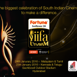 RT @IIFAUtsavam: #IIFAUtsavam - The biggest celebration of South Indian cinema is just 6 days away! #Be1forChennai https://t.co/3TgEXpnWhd