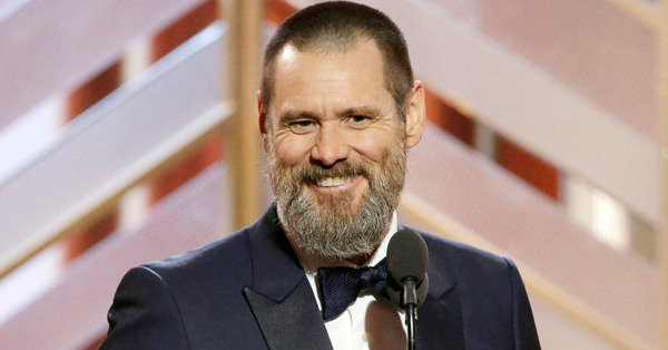 Leave it to Jim Carrey to put the GoldenGlobes into perspective: