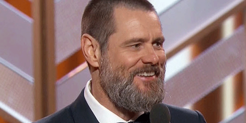 Jim Carrey makes first appearance since death of girlfriend Cathriona White