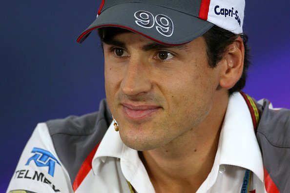 Happy Birthday to former driver Adrian Sutil!   He\s 33 years old today.
