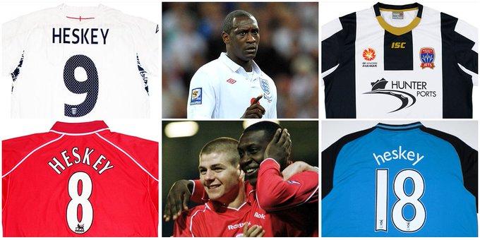 Happy Birthday England Striker Emile