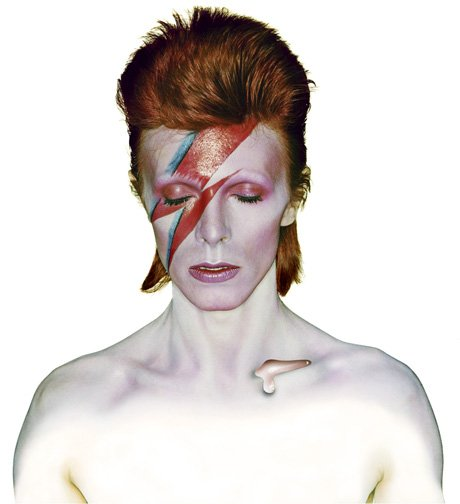 RIP artistic genius #DavidBowie. Inspiring so many other artists, he changed the face of music, film, art & fashion https://t.co/AQJD4WioRI