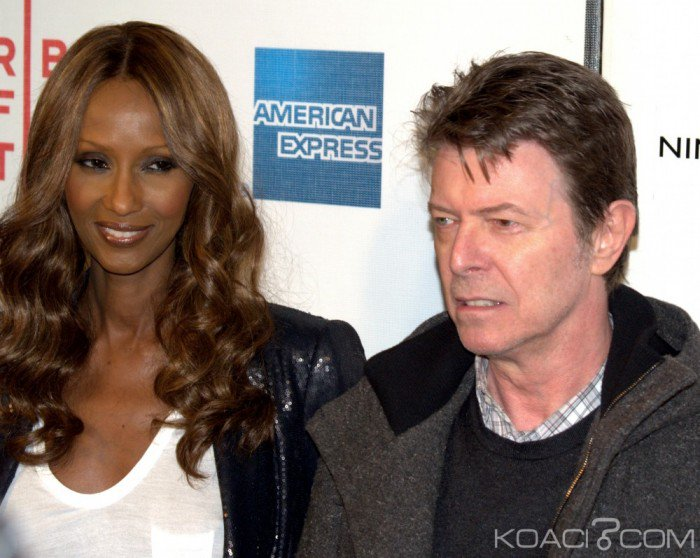 #Somalie: Le célèbre Top model Iman perd son mari David Bowie https://t.co/WBx5ujMG5u https://t.co/NStx3tXBrA