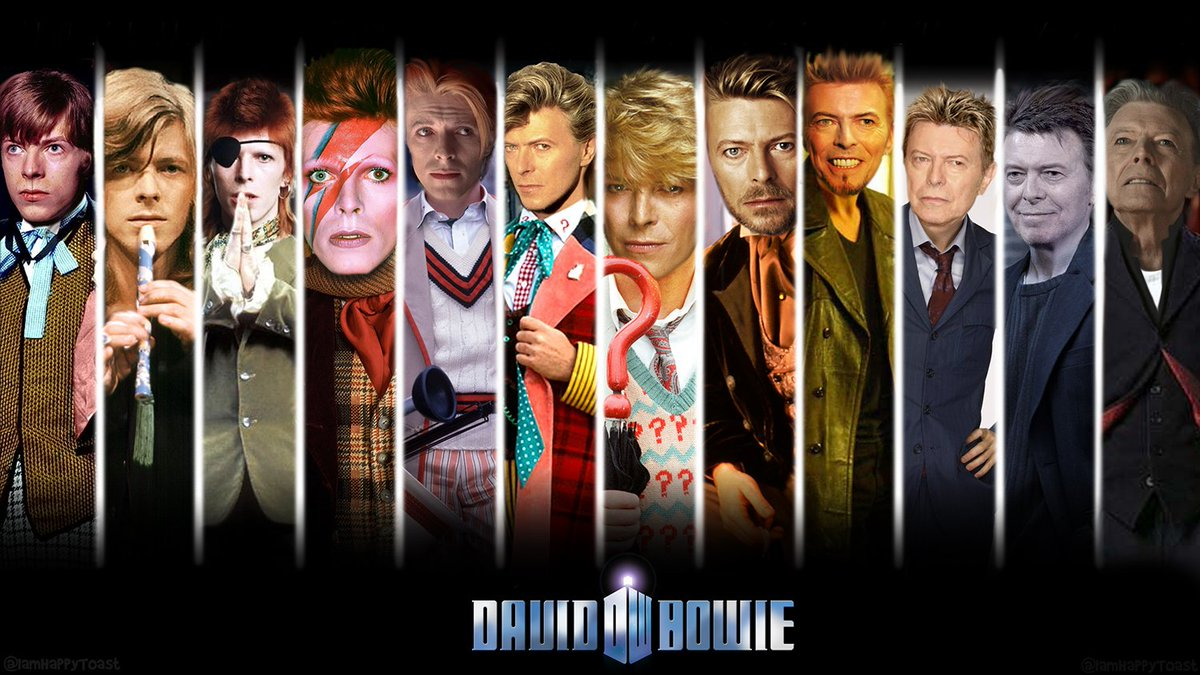 Icons don't fade away, they regenerate. He's going to travel through time for years to come #DavidBowie #Timelord https://t.co/1usP6dcSQs