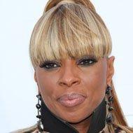 Happy Birthday to R&B singer Mary J. Blige 45 January 11th.