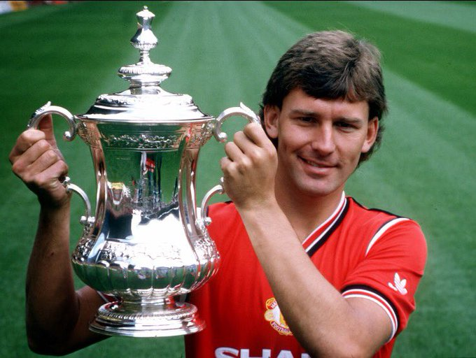 Happy Birthday to Bryan Robson. They don\t make them like him anymore. A legend for club and country.