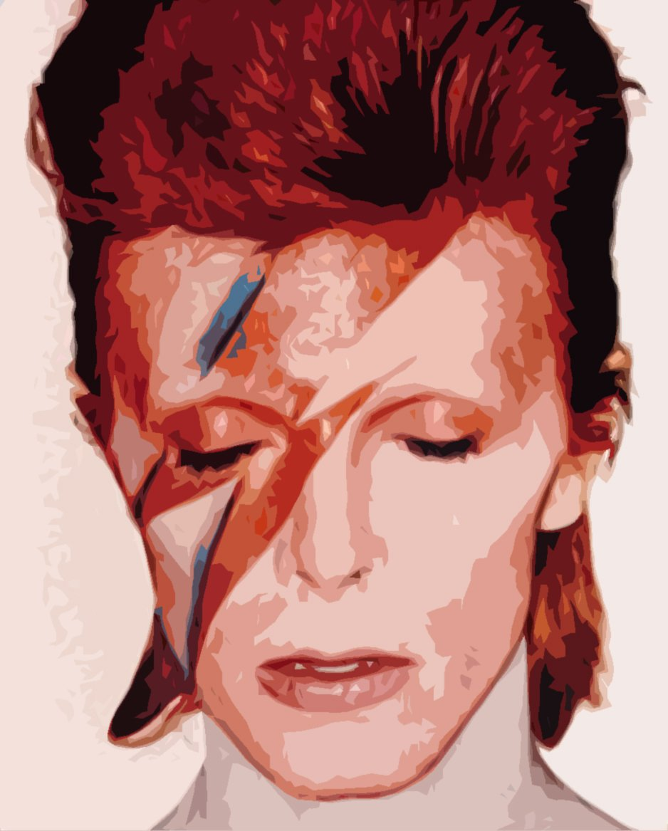 Oh wow. Just wow. Goodnight Ziggy, you can go home now. Your work is done. You changed everything. #RIPDavidBowie https://t.co/iK3hzs2C6v