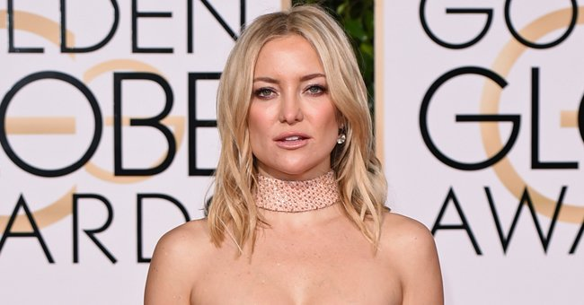 Kate Hudson, you beauty, those abs are *insane*...