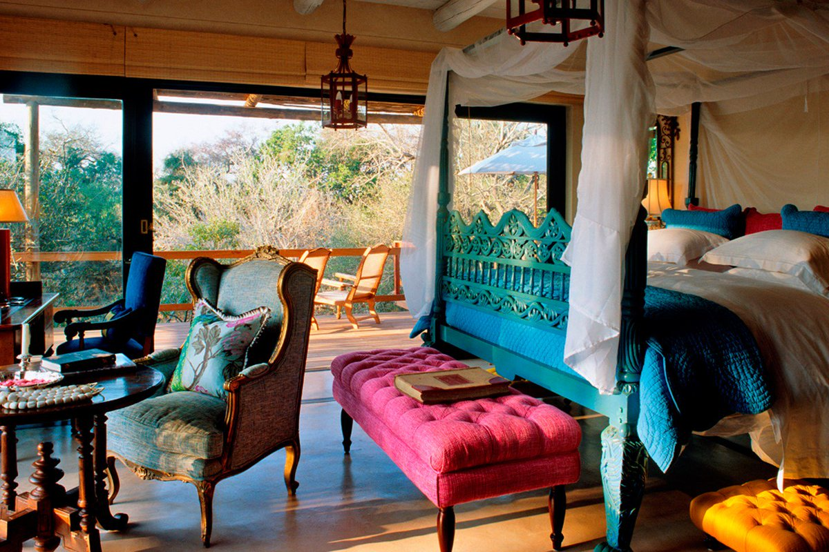 RT @SAA_UK: SouthAfrica top of @CNTraveller coolest places to stay in the world list: