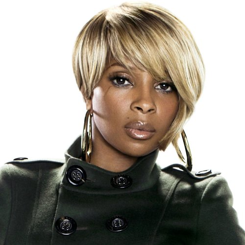 Happy Birthday to Mary J. Blige!! The singer turns 45 today!