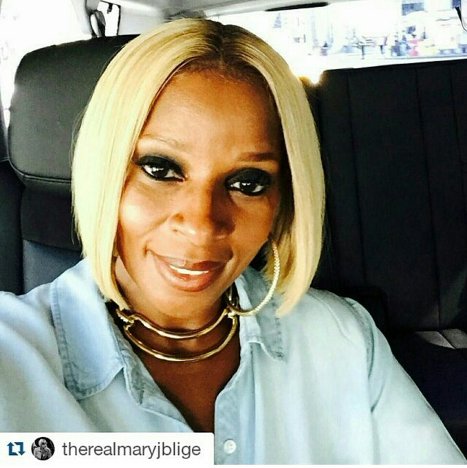 Happy Birthday Mary J Blige!