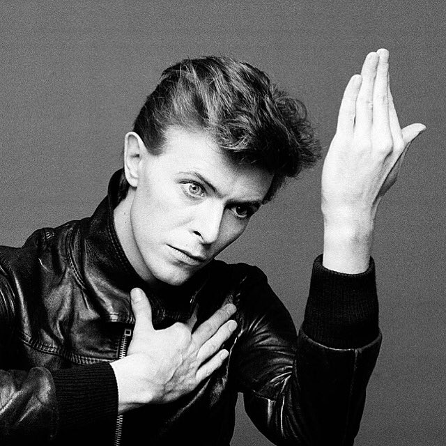David Bowie. Thank you for inspiring, exciting and educating. N x https://t.co/m0ISwIEWYE
