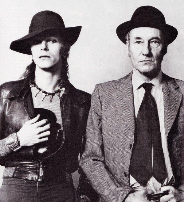 David Bowie interviewed by William S. Burroughs: https://t.co/3MLvKCur6j (@rollingstone '74) https://t.co/jkSjHmT84u