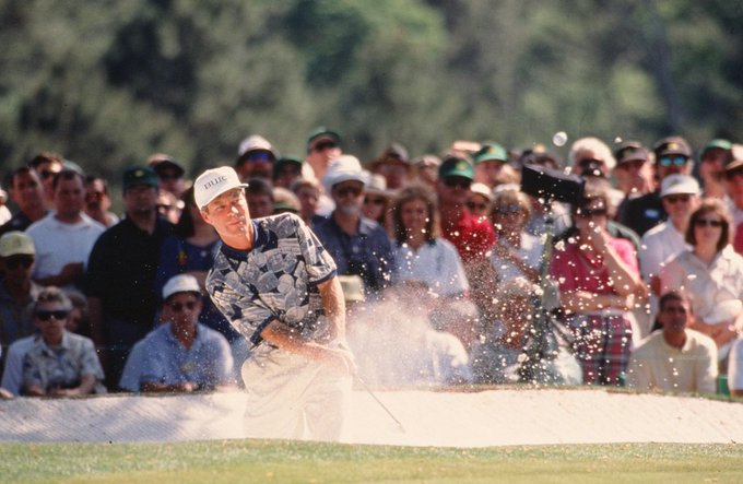 Happy Birthday to Ben Crenshaw! Learn about his golfing career today at