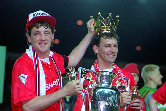 Happy birthday to England and Manchester United legend Bryan Robson (59)