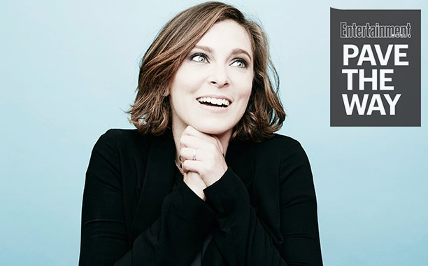 How Tina Fey inspired CrazyExGirlfriend star Rachel Bloom (@Racheldoesstuff):