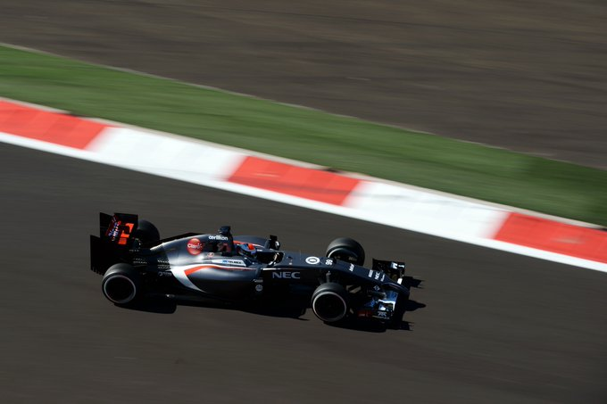 Happy 33rd birthday Adrian Sutil! He has the record of starting the most GP\s (128) without scoring a podium